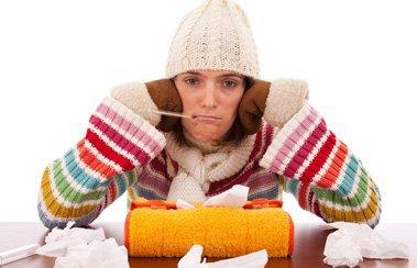 Какое лекарство эффективно при простуде и гриппе? | Деринат