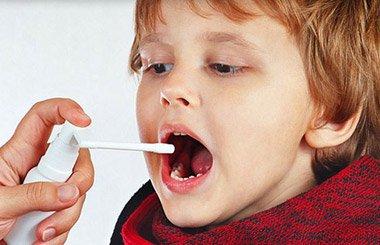 Спрей от боли в горле Деринат — надежная защита от вирусов! | Деринат