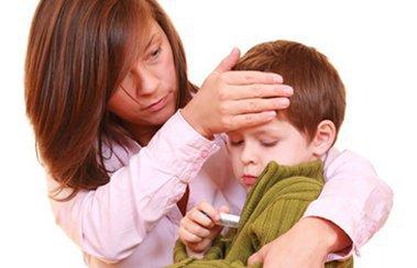 Деринат Как быстро вылечить простуду у ребенка?