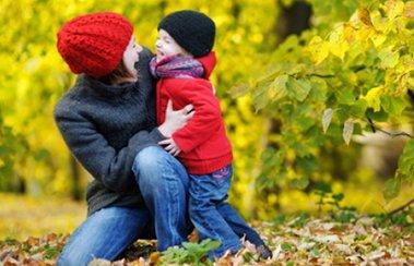 Как уберечь ребенка от простуды осенью? | Деринат