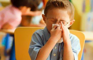 Простуда у ребенка 6 лет: лучше предотвратить, чем лечить | Деринат