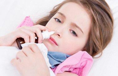 Капли в нос при ОРВИ: лечим насморк и укрепляем иммунитет! | Деринат