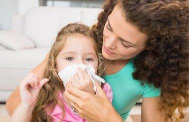 Деринат Почему ребенку не помогает лечение от ОРВИ?