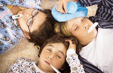 Деринат Разбираемся, как не заболеть гриппом ребенку во время эпидемии
