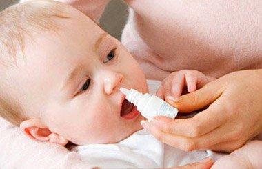 Деринат Капли в нос для детей до года: лечим простуду по правилам