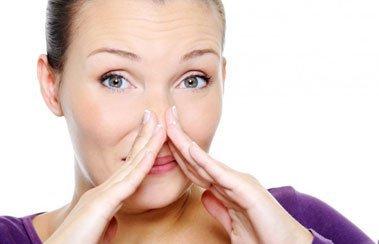 Как устранить заложенность носа и ее причину? | Деринат