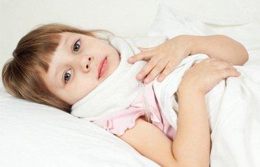 У ребенка осипло горло: как лечить в домашних условиях? | Деринат