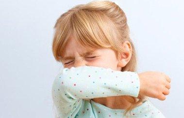 Как лечить горловой кашель у детей? | Деринат
