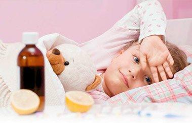 Деринат Лекарства от простуды для детей: выбираем быстродействующие препараты