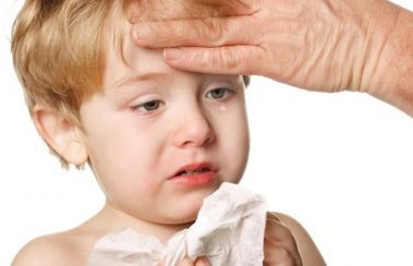 Как остановить ОРВИ у ребенка при первых симптомах? | Деринат