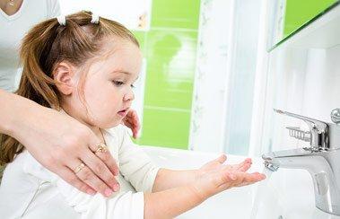 Профилактика гайморита у детей: для чего нужна и как проводится?   Деринат