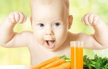 Рецепты для укрепления иммунитета: природа на страже детского здоровья | Деринат