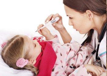 Пресекаем на корню: как предотвратить начинающуюся простуду у ребенка? | Деринат