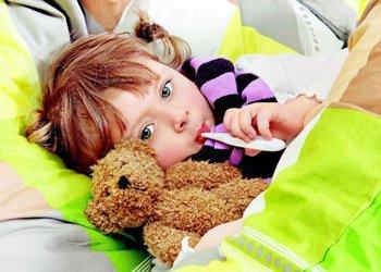 Деринат Почему сохраняется температура у ребенка после лечения антибиотиками и как с этим бороться?