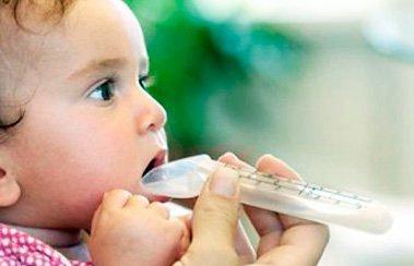 ОРВИ у годовалого ребенка? Лечим правильно и выздоравливаем быстрее! | Деринат
