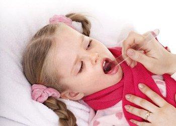 Лечение инфекций верхних дыхательных путей у детей: как не допустить распространенных ошибок? | Деринат
