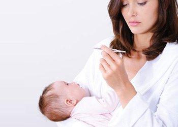 Рыхлое горло у грудничка: насколько это опасно? | Деринат