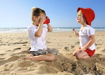 Акклиматизация у детей после моря: почему поднимается температура и как этого избежать? | Деринат