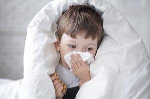 Иммуномодулирующая и репаративная терапия гриппа и острых респираторных инфекций у детей | Деринат