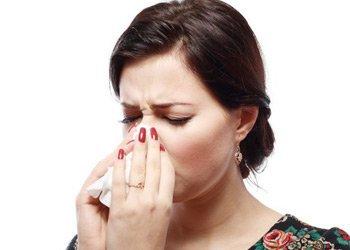 Деринат Боль в носу при насморке: как избавиться от неприятных ощущений и слизистых выделений?