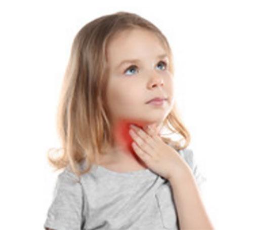Что делать для профилактики, если у ребенка часто болит горло?