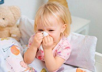 Деринат Гнойный насморк у ребенка: почему развивается и как с ним бороться?