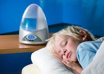 Увлажнитель воздуха при простуде у ребенка: нужно ли использовать и чем заменить? | Деринат