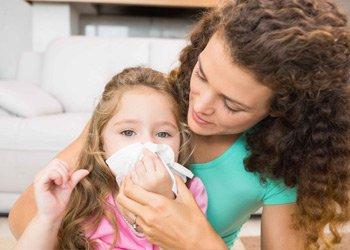 Что нужно знать про инфекционный насморк: факторы риска, особенности, лечение | Деринат