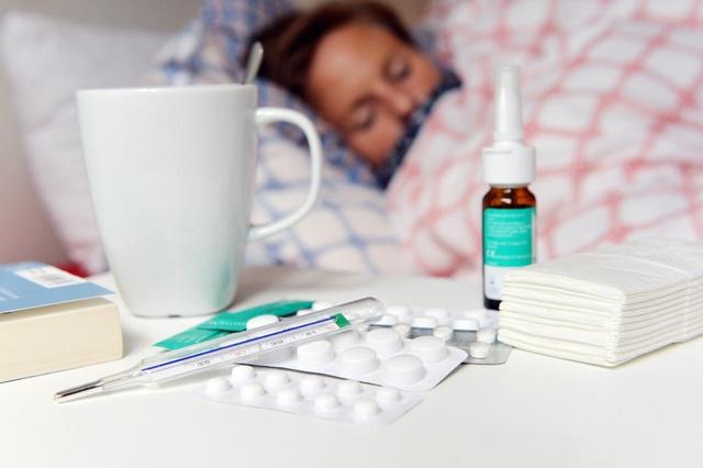 Принципы медикаментозного лечения гриппа