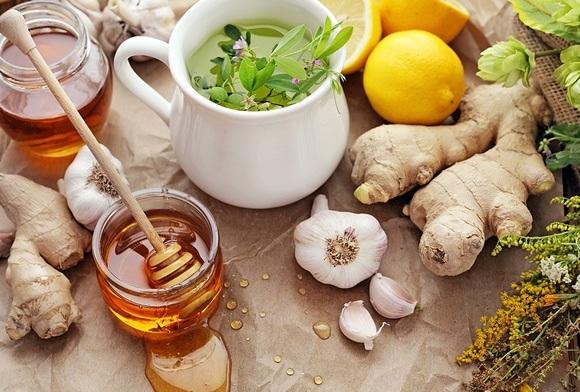 Народные рецепты при простуде