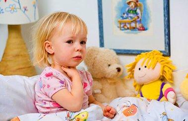 Как помочь ребенку, если насморк и кашель долго не проходят? | Деринат