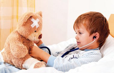 Что делать, если у ребенка долго не проходит кашель после ОРВИ? | Деринат