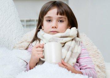 Что делать, если у ребенка не проходит влажный кашель? | Деринат