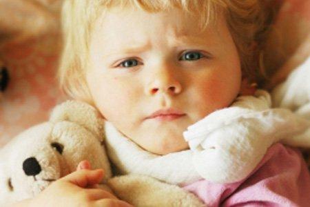 Деринат ОРВИ у малыша: выявляем и действуем