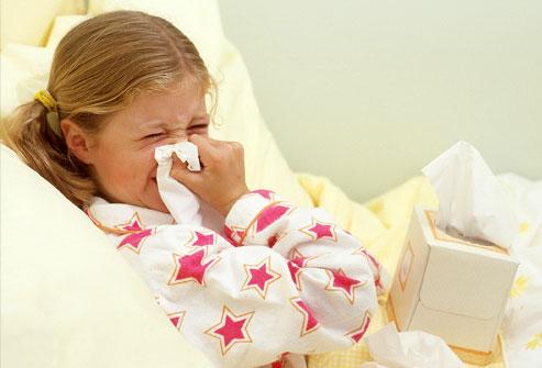Предупреждение простудных заболеваний