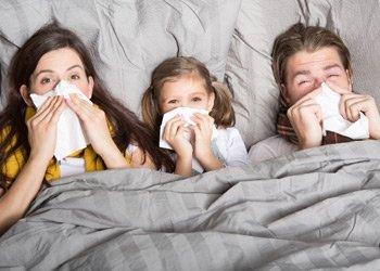 Что нужно знать о гриппе: памятка для детей и их родителей | Деринат