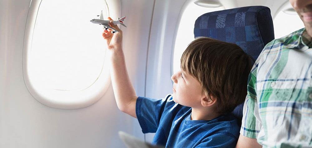 Как уменьшить неприятные ощущения во время перелета?