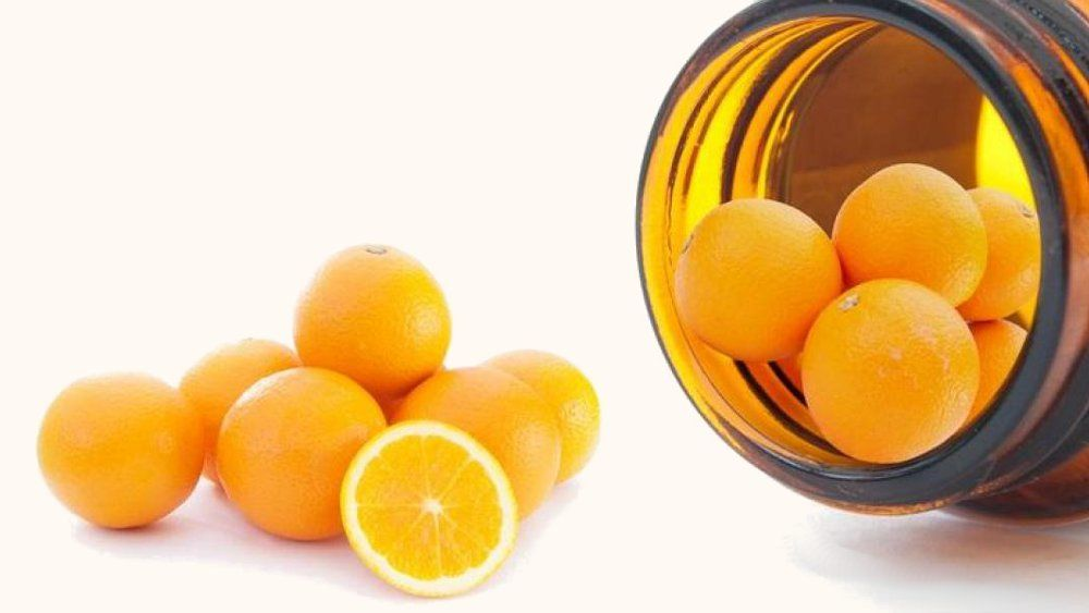 Какие витамины нужны взрослым при ОРЗ? | Деринат