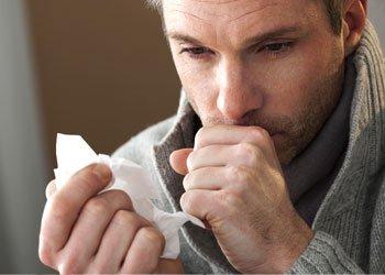 Боль при кашле при ОРВИ | Деринат