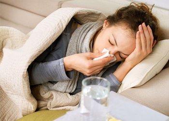 Последствия неправильного лечения: почему после простуды с кашлем тяжело дышать? | Деринат
