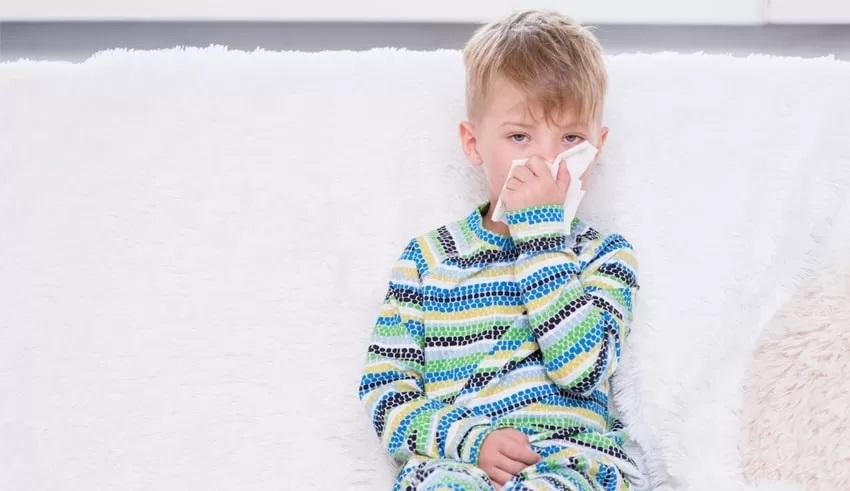 Меры профилактики детских инфекций