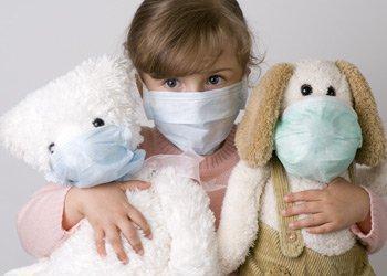 Профилактика детских инфекций: как избежать заражения? | Деринат