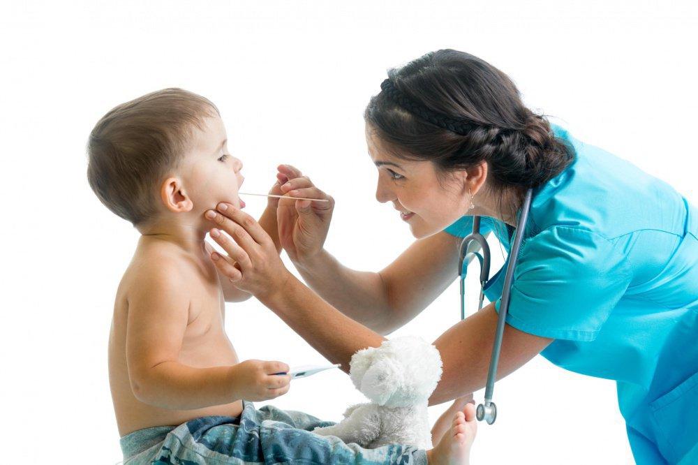Лечение боли в горле | Деринат