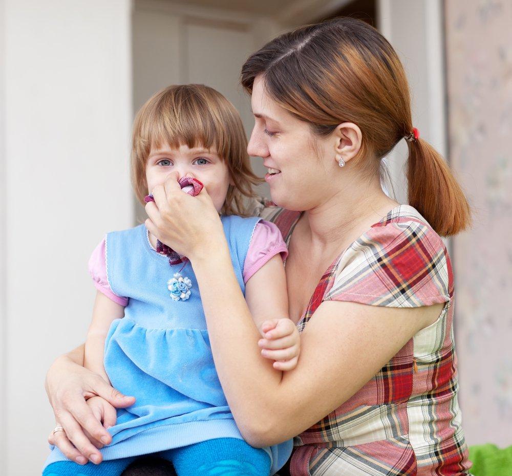 Лечение ОРВИ у детей до года | Деринат