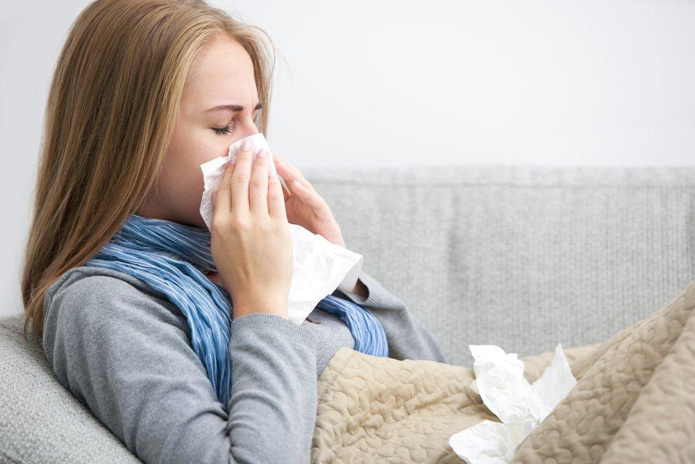 Деринат Симптомы гриппа