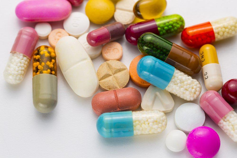 Деринат Антибиотики при простуде