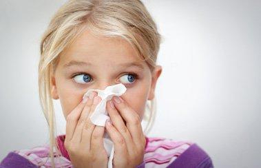 Как остановить аллергический насморк: действенные методы   Деринат