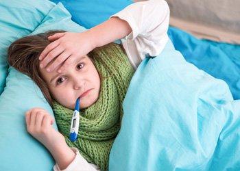 Заботимся о здоровье детей: что делать, если ребенок часто простужается? | Деринат