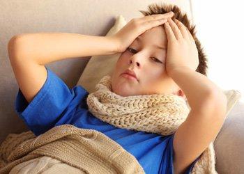 Летний грипп у детей: почему возникает и как его победить? | Деринат