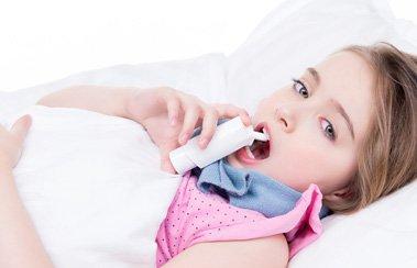 Частый насморк и кашель у ребенка: причины, последствия и методы борьбы с ними | Деринат